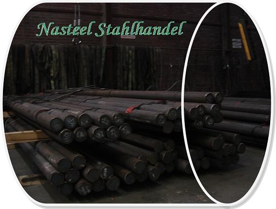 Stahl bei Nasteel Industries bestellen